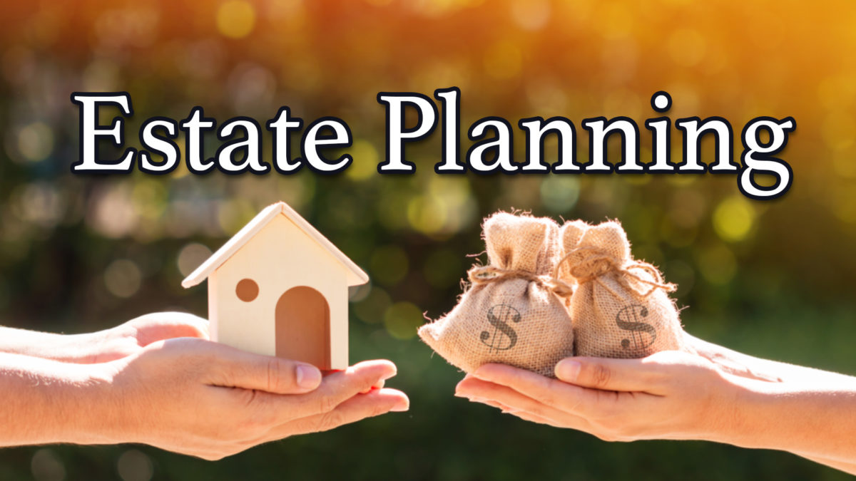 How can an estate plan help