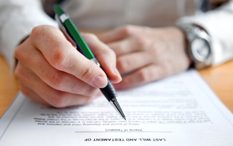 Your Will Is The Core Of Estate Planning